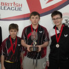 Boy's Division Two A Winners: St Mary's TTC - Hull