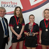 Girl's Division One Winners: Bournemouth Sports