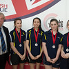 Girl's Division Two Runners-Up: Warrington