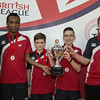 Boys Division One Winners: Northfield TTC