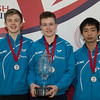 Boys Premier Division Winners: Ormesby TTC