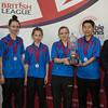 Girls Premier Division Winners: Burton Uxbridge