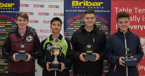 Bournemouth Sports Boys: Divsion 1 winn ers