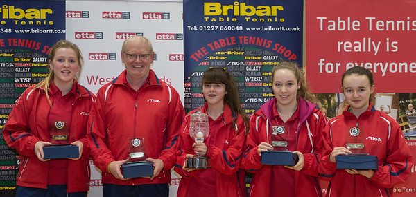 Ulster A: Division 1 winners