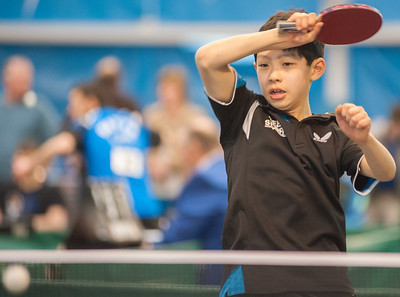 Harry Dai (St. Mary's TTC - Hull)