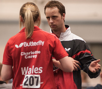 Charlotte Carey get top advice from Wales coach, Ryan Jenkins