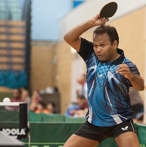 Elson Costa at the Bribar Guildford Open