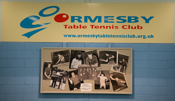 Ormesby Table Tennis Club