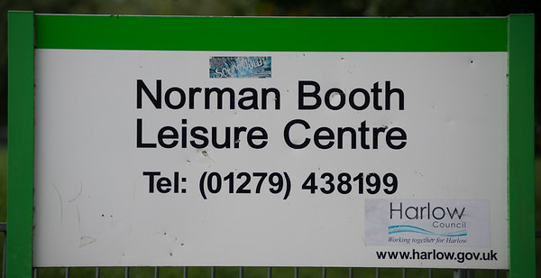 The Norman Booth Leisure Centre