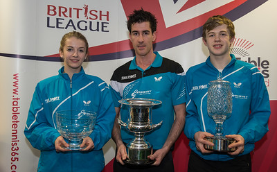 Ormesby win Women's Senior and Junior British League titles
