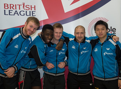 Senior British League, 2015-16, Nottingham Sycamore
