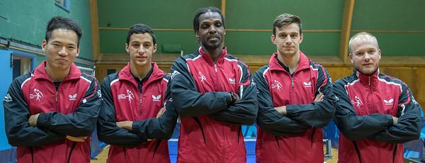 The LVA London Academy Team