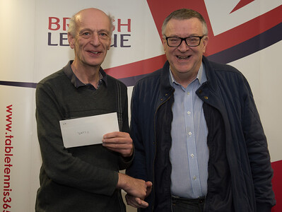 Neil Brierley (BATTS) & Keith Thomas