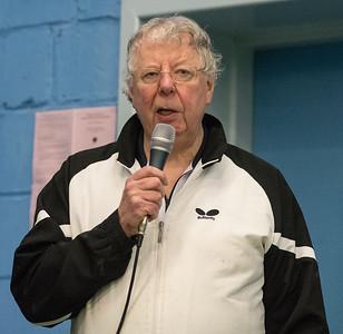 Alan Ransome OBE