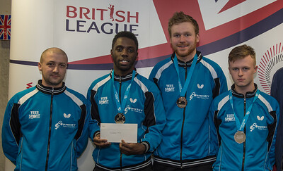 Senior British League, 2015-16, Ormesby