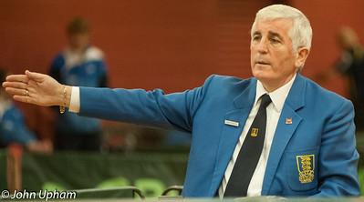 Thomas Purcell (International Umpire)