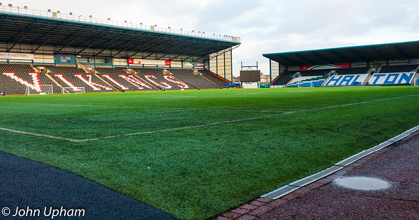 The Stobart Stadium Halton is the new home to the Halton Vikings and boasts a very special all weather pitch.