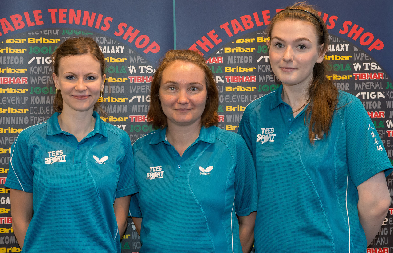The Sycamore Team: Maria Lebedeva, Lisa Lewis and Amber Zygadlo