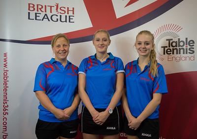 The Burton Uxbridge Team