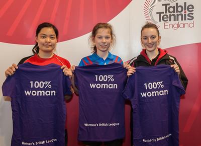 Women's British League, 2015-16, Tipton