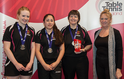 Draycott East Midlands 3: Division 3 Runners-Up