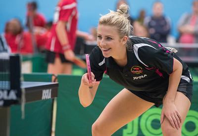 Women's British League, 2015-16, UWE
