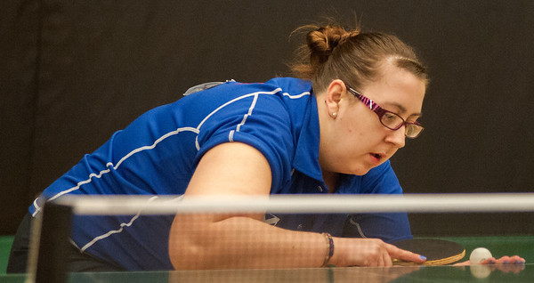 Lisa Standen (St. Andrews TTC)