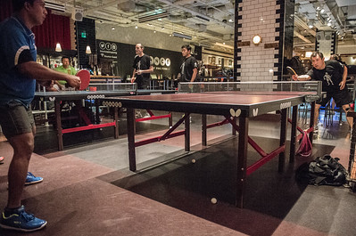 Corporate Table Tennis Finals