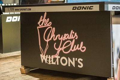 Donic Legends Tour @ Wilton's