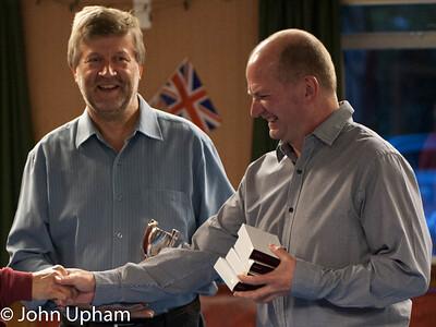 Alan Gess & Ian Saxby