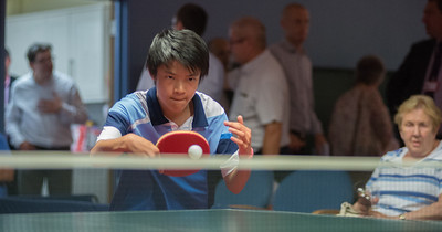 Kingfisher Table Tennis Club Opening Ceremony