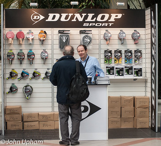 Dunlop Sport has made a welcome return to table tennis!