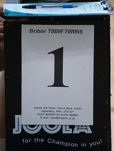 Bribar Table Tennis