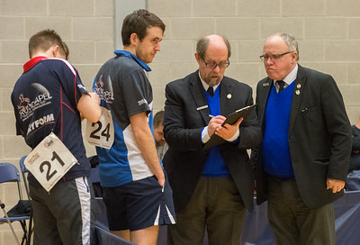Senior British League 2014-15, London Academy