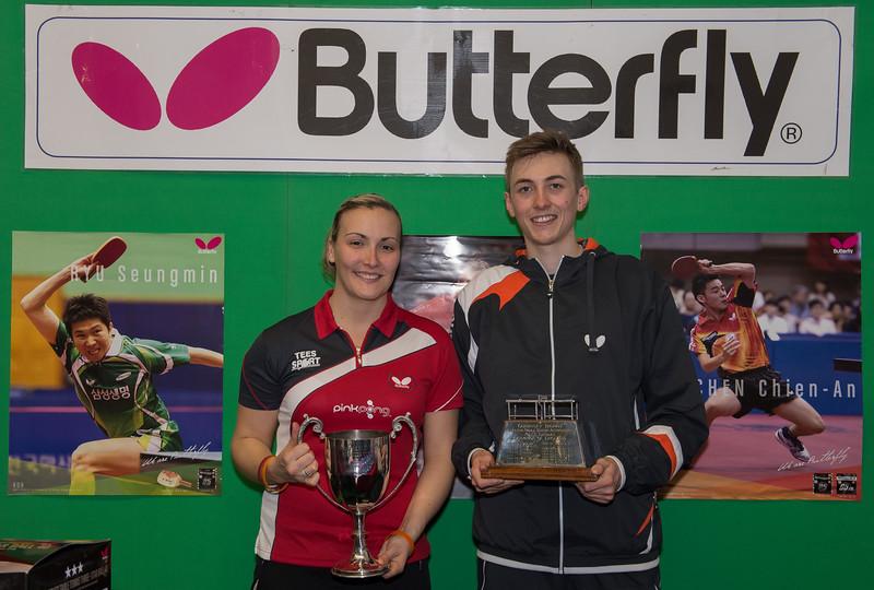 Kelly Sibley & Liam Pitchford