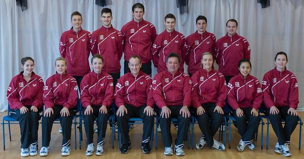 England Team 2014