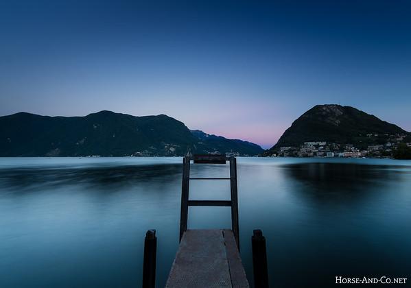 Lake Ticino