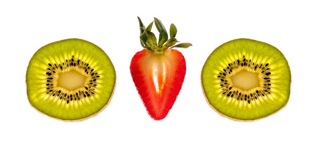 Kiwi & Starwberry
