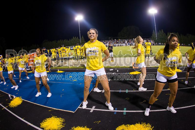 Mt Tabor Spartans vs Carver Yellow Jackets Varsity Football<br /> Friday, September 06, 2013 at Mt Tabor High School<br /> Winston-Salem, North Carolina<br /> (file 211207_BV0H5813_1D4)