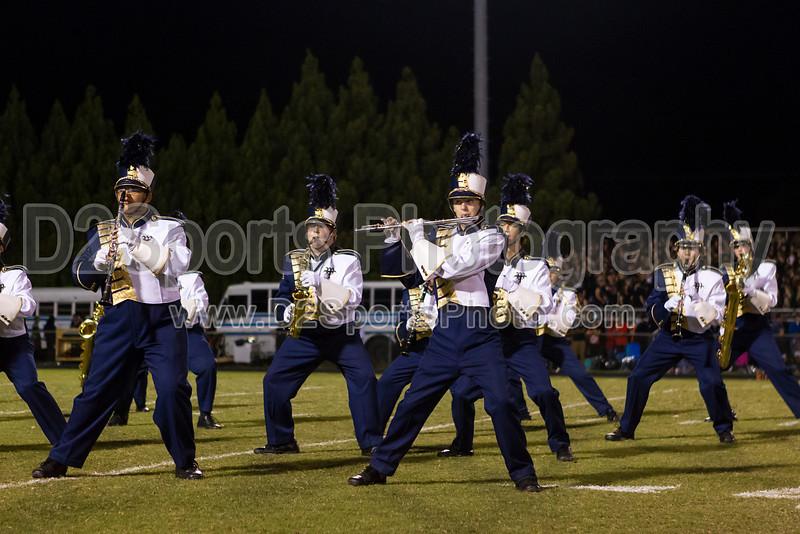 Mt Tabor Marching Band<br /> Friday, October 11, 2013 at Mt Tabor High School<br /> Winston-Salem, North Carolina<br /> (file 204906_BV0H1724_1D4)