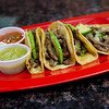 "An order of tacos with azada, onions, cilantro and avocado at Benny's Tacos in Longmont.<br /> For more photos go to  <a href=""http://www.dailycamera.com"">http://www.dailycamera.com</a><br /> (Autumn Parry/Staff Photographer)<br /> May 18, 2016"