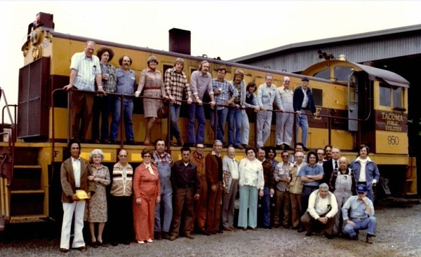 Tacoma Rail's Family Photos