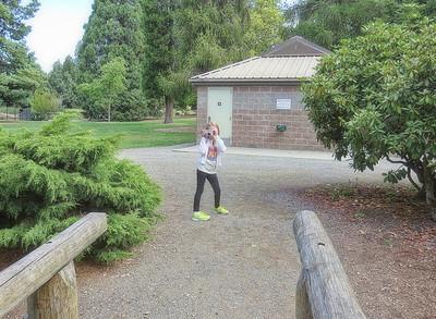 Tacoma Washington Zoo and Gardens