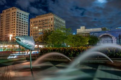 Tacoma Fountain