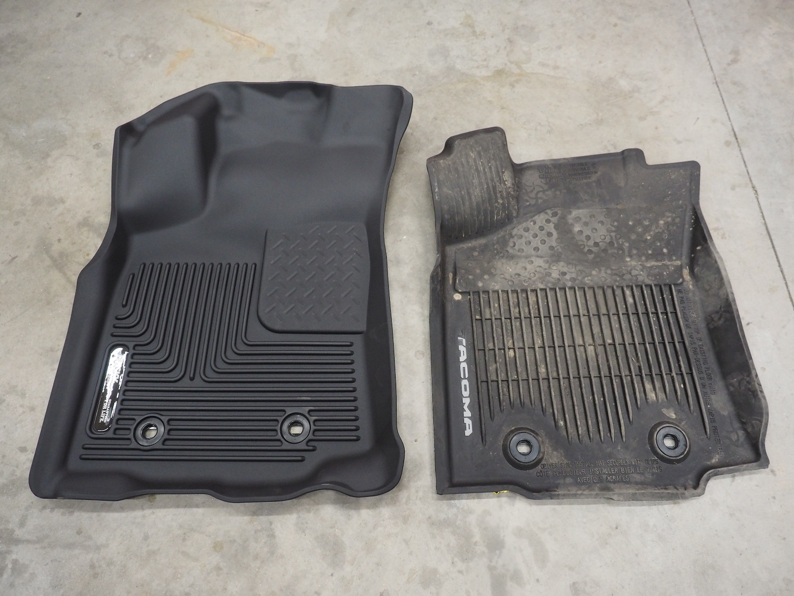 sale grey and floormats light toyota mats xle used base carpets oem for camry le carpet floor tundra catalog hybrid