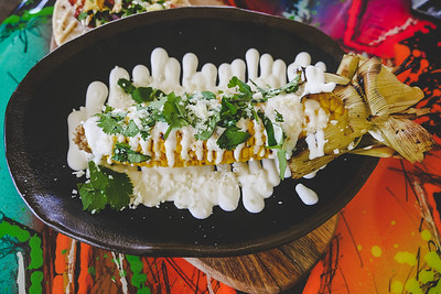 Elote - Mexican Grilled Corn