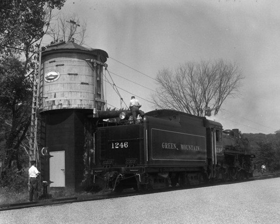 #1246 at Bellows Falls.  TAA-ST-035-2_K