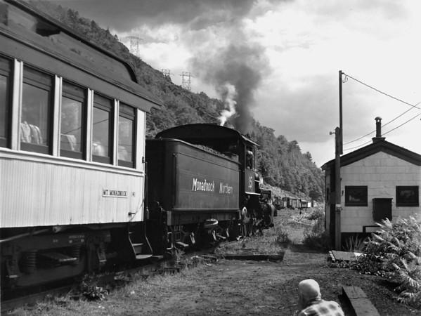 #15 at Westmoreland Summit. Ran around train then ran backwards back to N. Walpole.TAA-ST-001-3_K