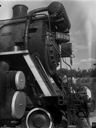 Steamtown exhibit, N. Walpole, NH. TAA-ST-006-8_K