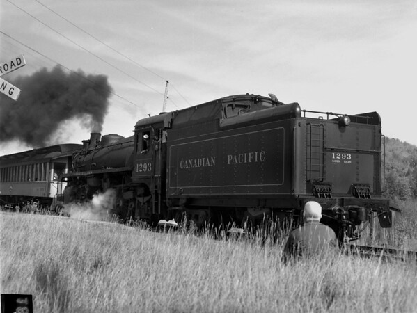 #1293 running backwards back to Steamtown from Chester.  TAA-ST-023-1_K